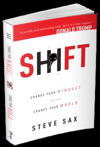 Shift - book by Steve Sax